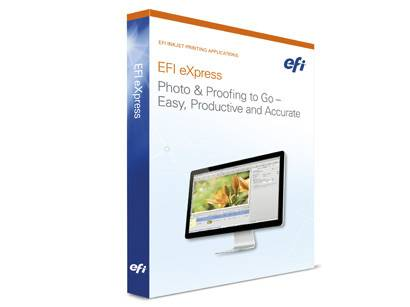 EFI eXpress for Proofing 4.5 M, Win/Mac
