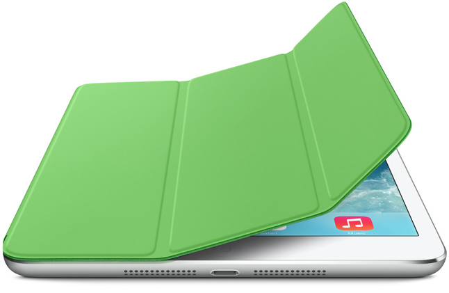 iPad mini Smart Cover Green new