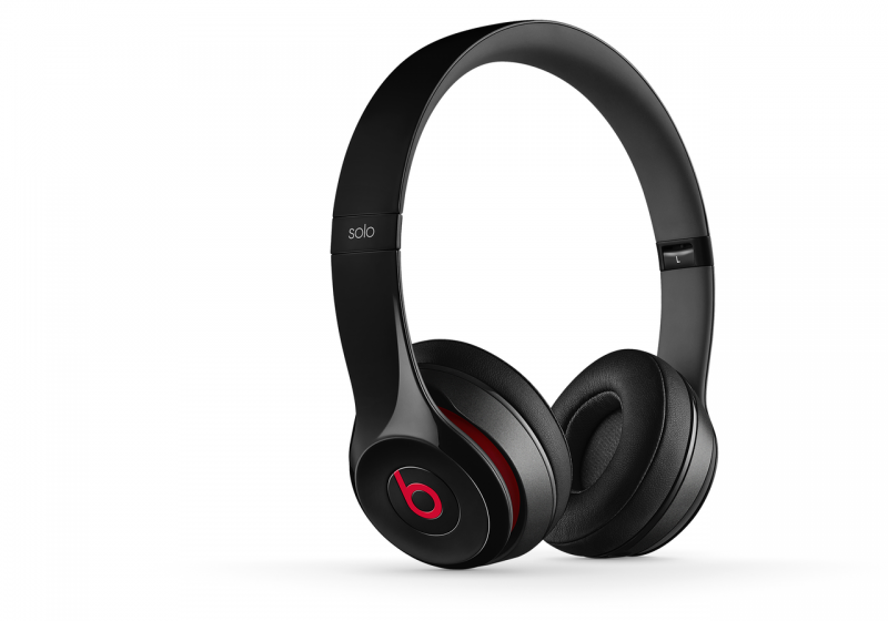 Beats Solo™ 2 On-Ear Headphone - Black