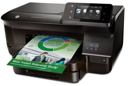 HP OfficeJet Pro 251dw Printer A4