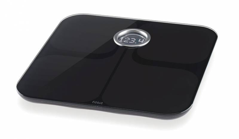 Fitbit Aria Wi-fi Smart Scale Black