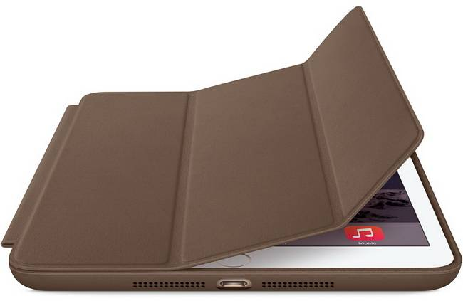 iPad mini Smart Case Olive Brown