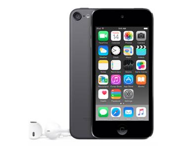 iPod touch 16GB Space Gray 6. gen.