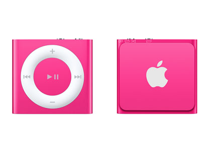 iPod shuffle Pink<br />