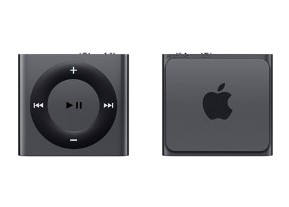 NEW iPod shuffle 2GB Space Gray