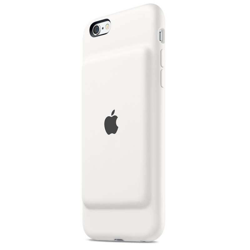 Smart Battery Case pre iPhone 6S Charcoal White