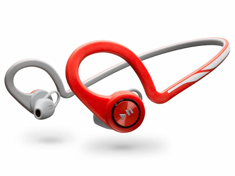 Plantronics Backbeat FIT, red
