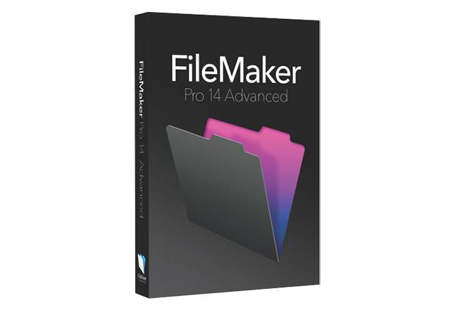FileMaker Pro 14 Advanced EDU, CZ