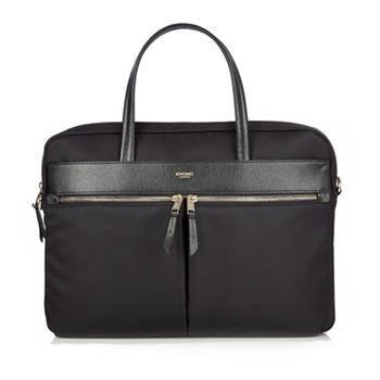 Knomo taška HANOVER pre MacBook Pro Air 13 - čierny 057b8dc9ba