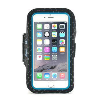 Griffin armband Adidas pre iPhone 6/6s7/8 - Black / Blue