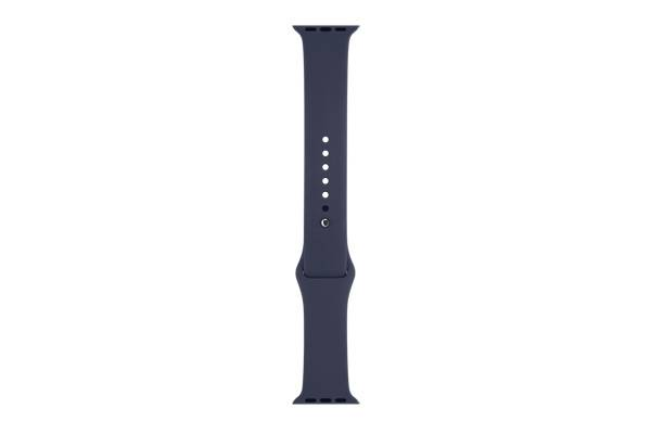 Apple Watch 42mm Midnight Blue Sport Band