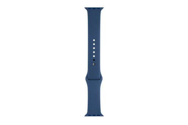 Apple Watch 38mm Ocean Blue Sport Band