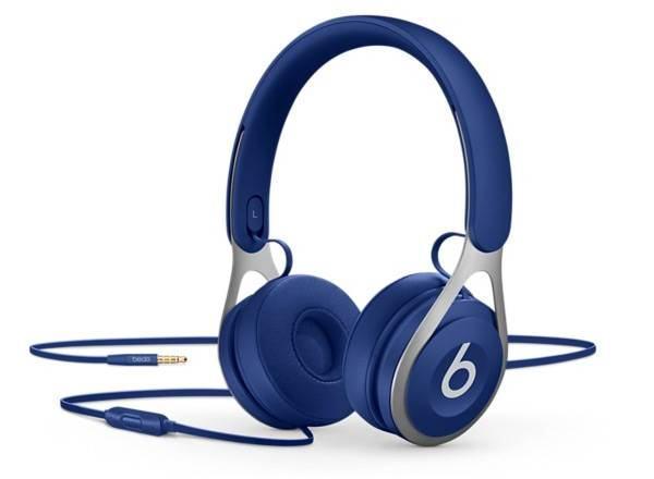Apple Beats EP On-Ear Headphones Blue