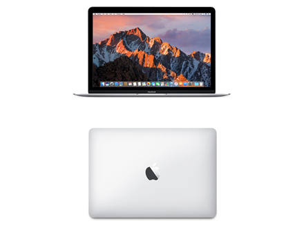 "New MacBook 12"" Core m3 1.2GHz Silver"
