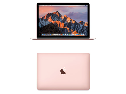 "New MacBook 12"" Core m3 1.2GHz Rose Gold"