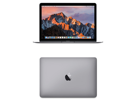 "New MacBook 12"" Core i5 1.3GHz Space Gray"