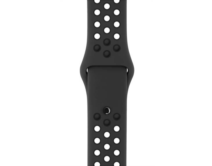 Apple Watch 38mm Anthracite/Black Nike Sport Band