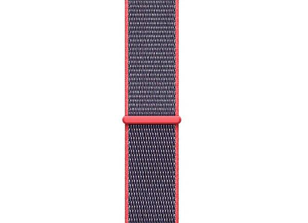 Apple Watch 42mm Spicy Orange Sport Loop