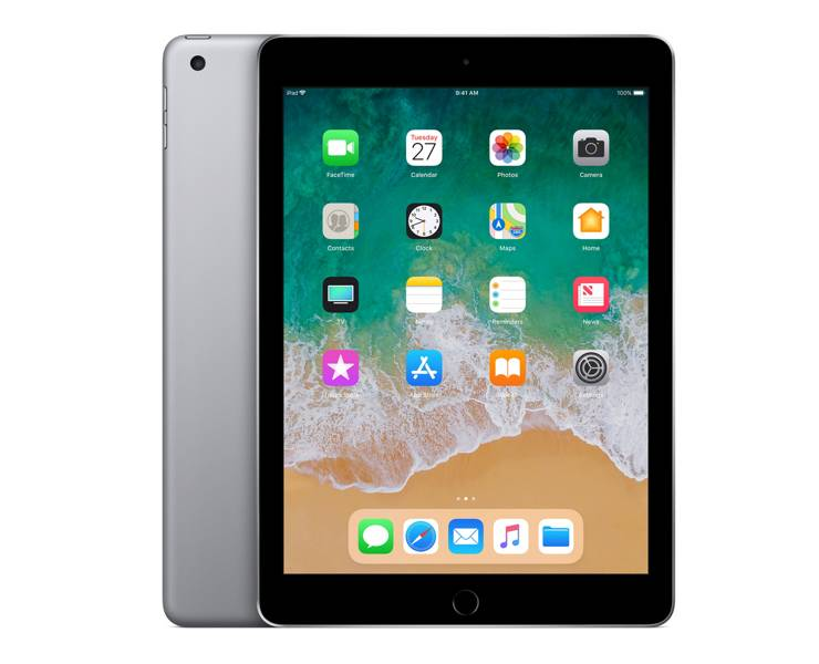 Nový iPad 9.7 inch 128 GB WiFi Space Gray