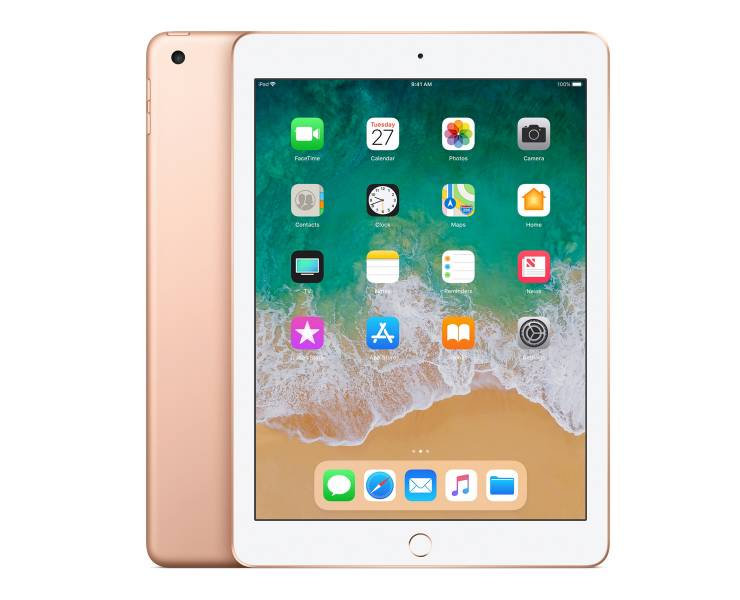 Nový iPad 9.7 inch 128 GB WiFi Gold
