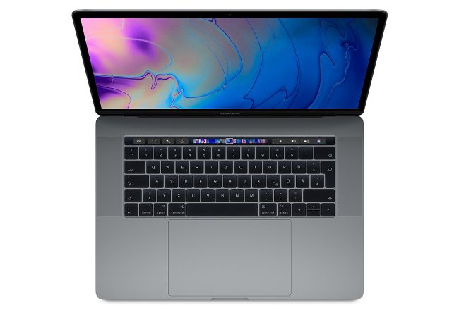 Nový MacBook Pro 15-inch 2.2 GHz 6-Core i7 / 256 GB Space Gray