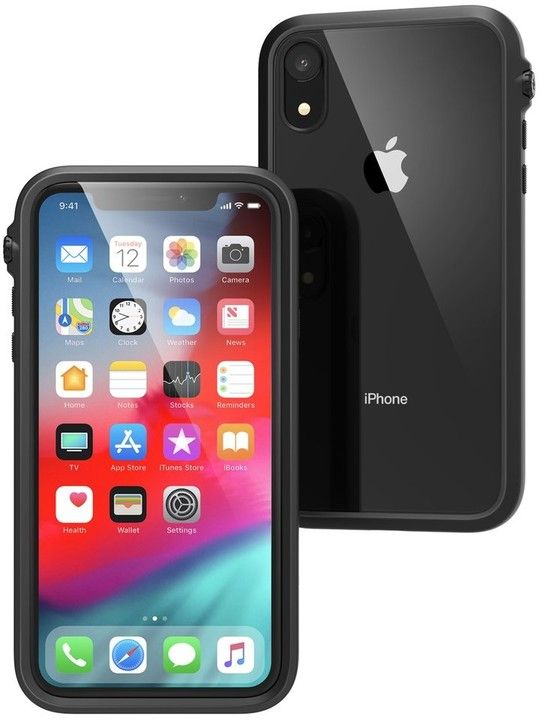 Catalyst Impact Protection Case pre iPhone Xr Black
