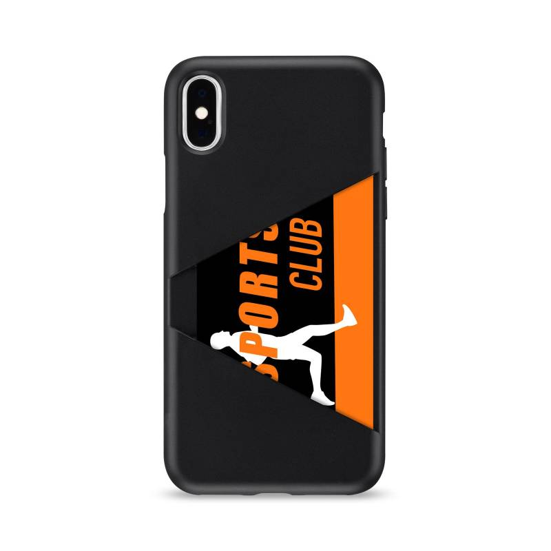 Artwizz TPU Card Case pre iPhone Xs Max Black