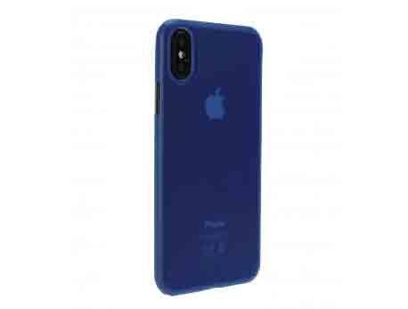 Aiino Z3RO Ultra Slim case pre iPhone XS Max Dark Blue