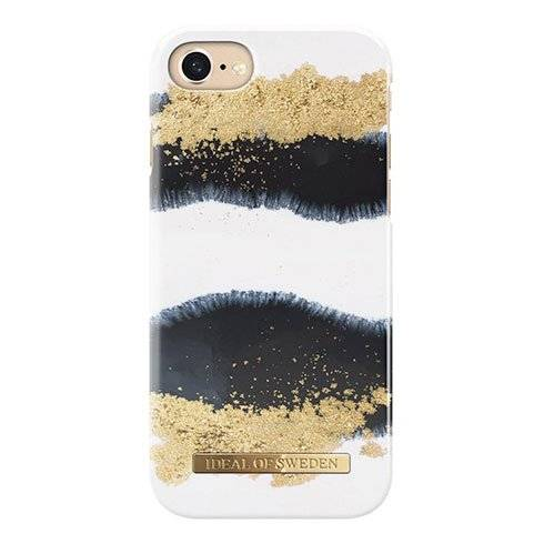 iDeal Fashion Case iPhone 8/7/6/6s Gleaming Licorice