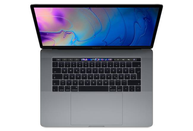 New MacBook Pro 15-inch 2.6 GHz 6-Core i7 GB Space Gray