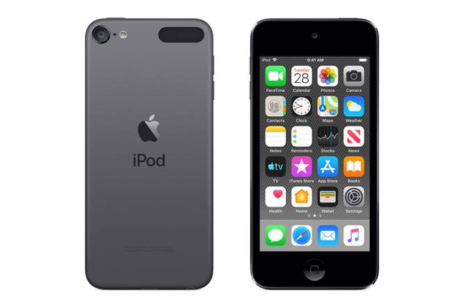 iPod touch 128 GB Space Gray