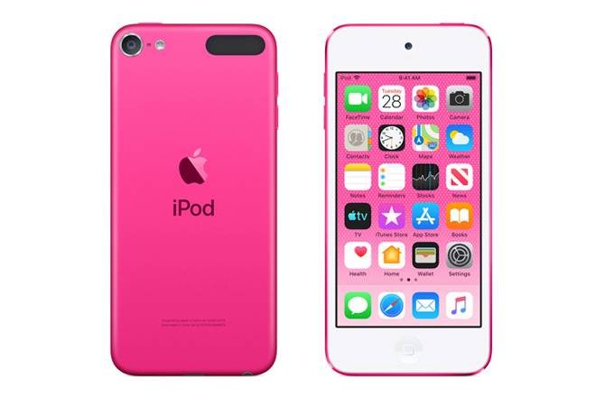 iPod touch 256 GB Pink