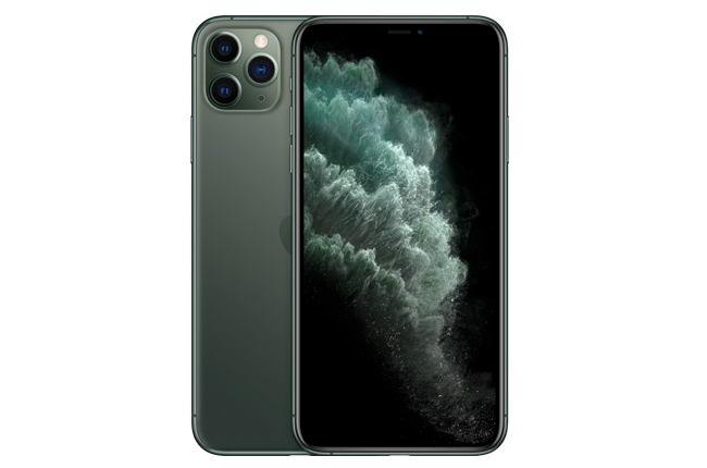 iPhone 11 Pro Max 256GB Midnight Green