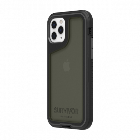 Griffin Survivor Extreme pre iPhone 11 Pro - Black/Gray/Smoke