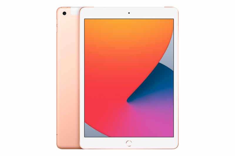 "iPad 10.2"" 128GB Wi-Fi + Cellular Gold (2020)"