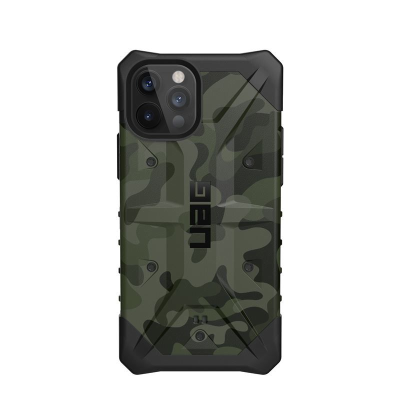 UAG kryt Pathfinder pre iPhone 12/12 Pro - Forest Camo