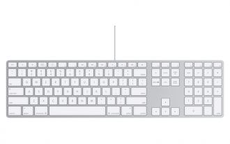 Apple Wired keyboard Slovak