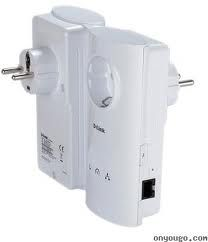 D-Link Powerline AV Passthrough Network Starter Kit