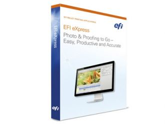 EFI eXpress for Proofing 4.5 XXL, Win/Mac