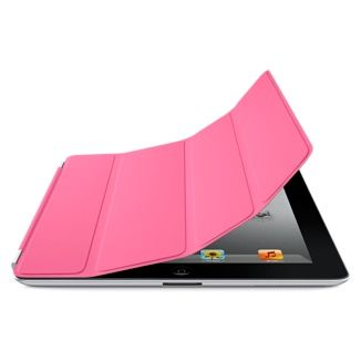 Smart Cover Polyurethane Pink