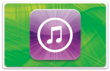 iTunes Gift Card 50€