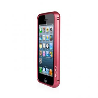 Macally RimAlum iPhone 5/5s/SE - Red