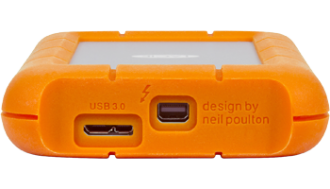 Rugged v2 USB 3.0 Thunderbolt 1TB