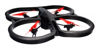 AR Drone Power Edition 2.0 Red