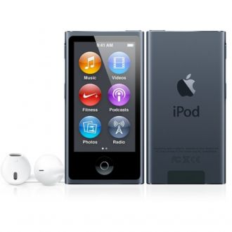 iPod nano 16 GB Space Gray
