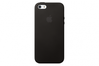 iPhone 5/5s/SE  Leather Case Black