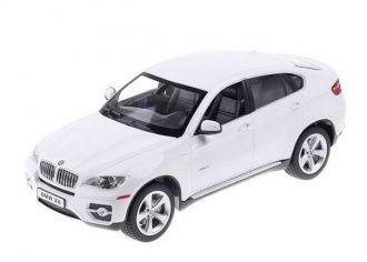 iCess model BMW X6 - WHITE