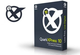 QuarkXPress 10 CZ Mac/PC