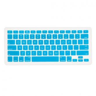 iLuv Silicon keyboard cover for MacBook - Blue