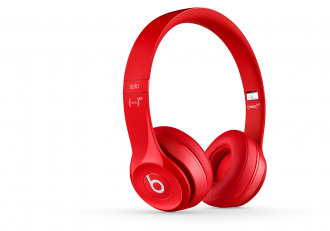 Beats Solo™ 2 On-Ear Headphone - Red